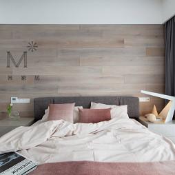 170㎡现代二居卧室设计图片