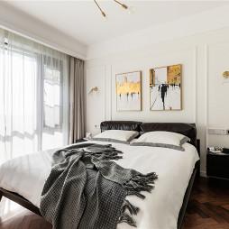 精致现代卧室设计图