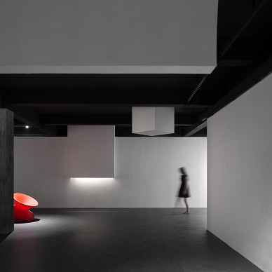 追梦∣生活艺术展厅设计图