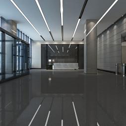 兰州紫金实业集团总部办公大楼内装设计_3558465