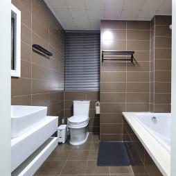 清新小北欧卫浴设计图片