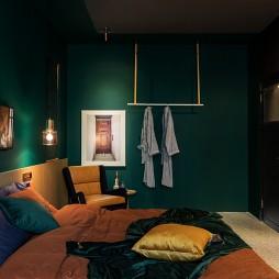 多彩混搭风卧室设计图片