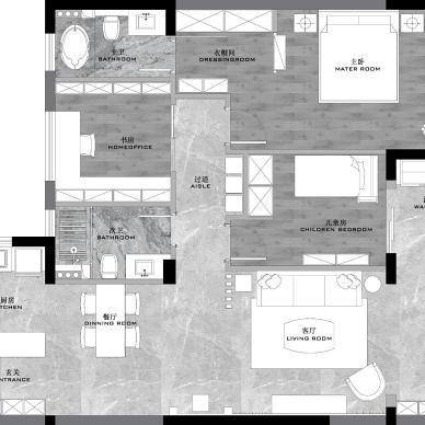 听说你家里设计了一条艺术长廊?_3563659