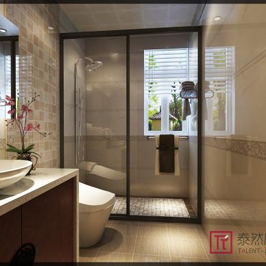一套新中式别墅设计方案_3566139