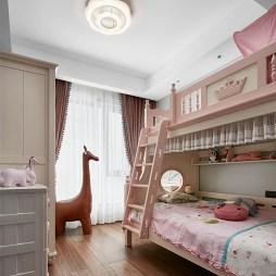 《Moon Light》现代风儿童房设计图