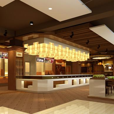 淄博餐厅会所设计_3568027