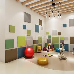 郑州音乐之光少儿音乐培训中心设计案例_3572202