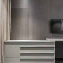 150㎡ | 现代简约卧室电视柜设计