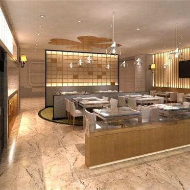 北京望京硒游记生态餐厅设计项目_3578206