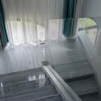 现代别墅楼梯图