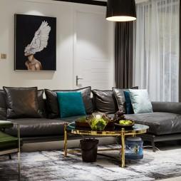 现代客厅装饰画设计图片