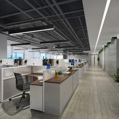 天津金隅地产办公空间设计项目_3584721
