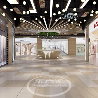 广州市萝岗东方汇购物广场负一层改造项目_3586627