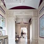 别墅设计,法式风格东方普罗旺斯_3589821