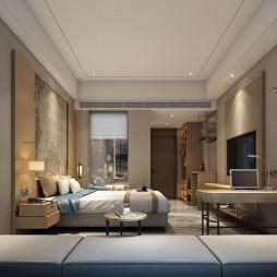 酒店客房设计_3593702