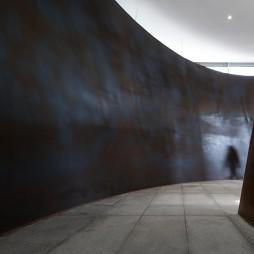 艺术空间.交流会馆展厅设计图