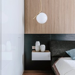 品质现代风卧室吊灯图片