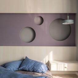 Donuts北欧风卧室设计图
