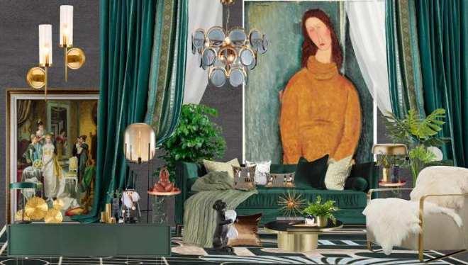 尤加利绿——复古与质感共存