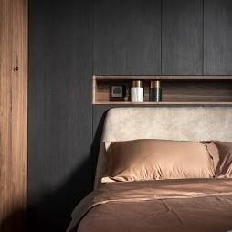 台式现代风主卧室设计图