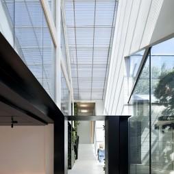 板桥16号文化空间休憩区设计