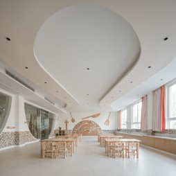 臺州市中心幼兒園教室實景圖