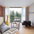 现代简约别墅豪宅休闲区设计