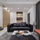现代简约别墅豪宅客厅沙发图