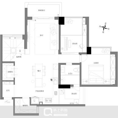 设计案例 |佛山200㎡+复式时光_3621485