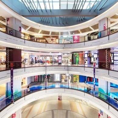 杰恩设计商场设计:上海中信泰富万达广场_3623440