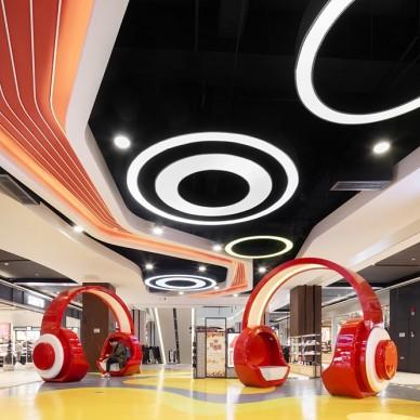 杰恩设计商场设计:上海中信泰富万达广场_3623441