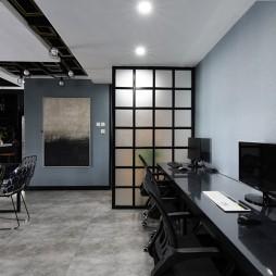 曹永成高端空间設計工作室实景图