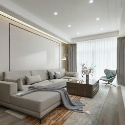 雅居乐峰会别墅客厅沙发图片