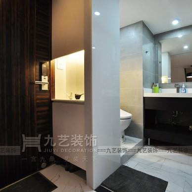 Loft理想生活,广州45㎡黑白个性空间_3653771