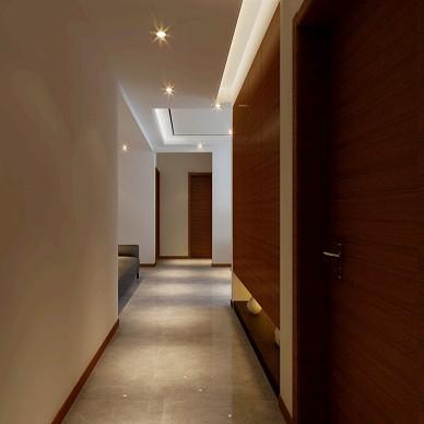 現代風——客廳改臥室之路_3656660