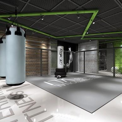 健身房-空间动感_3657939