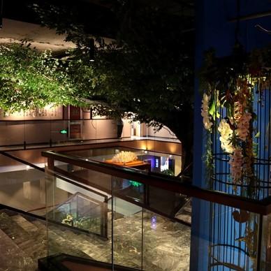 餐饮设计——庭院_3667505