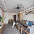 日式风格—客厅图片