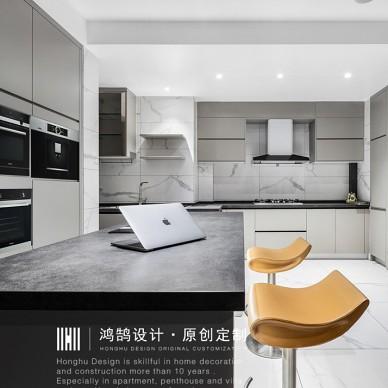 古典和摩登—廚房與餐廳圖片