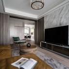 """""""网红风""""设计—客厅图片"""