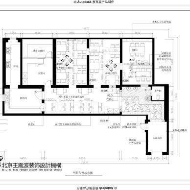 """餐厅设计, """"猜丁壳""""火锅店_3686869"""