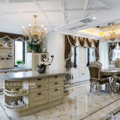 500平方米的欧式风格别墅_3688747