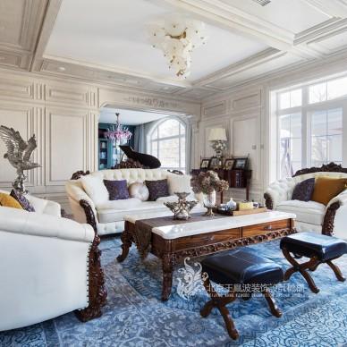 法式风格别墅设计_3688755