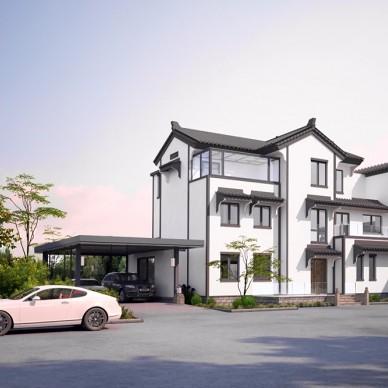 【简·奢】匠心别墅设计 无锡水岸名府_3693693