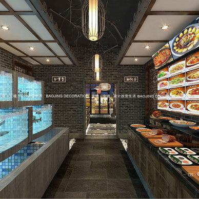 餐馆装修丨大境装饰_3699081