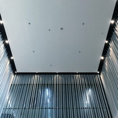 杭州办公楼大厅改造_3699521