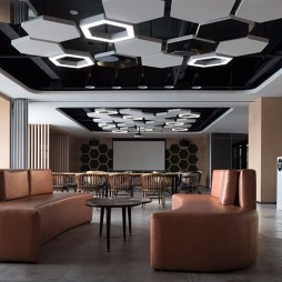 几何构筑﹒创意共享—餐厅图片