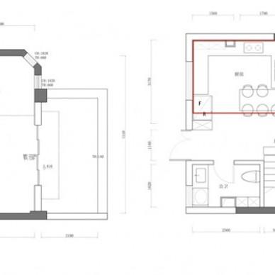 极简主义男士公寓,向往的生活无需过多装饰_3703170