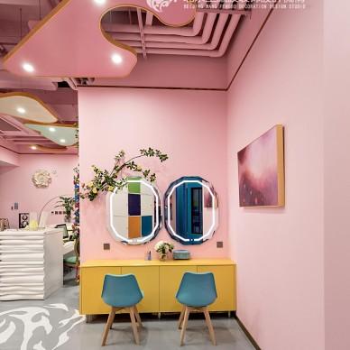 商业空间-健康管理中心设计,三里屯_3704341