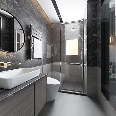 现代高级灰空间设计_3706000